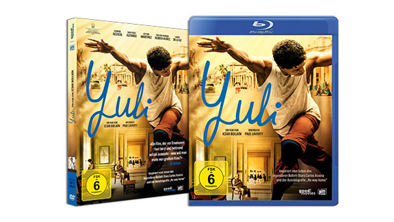 YULI Film DVD & Blu-ray